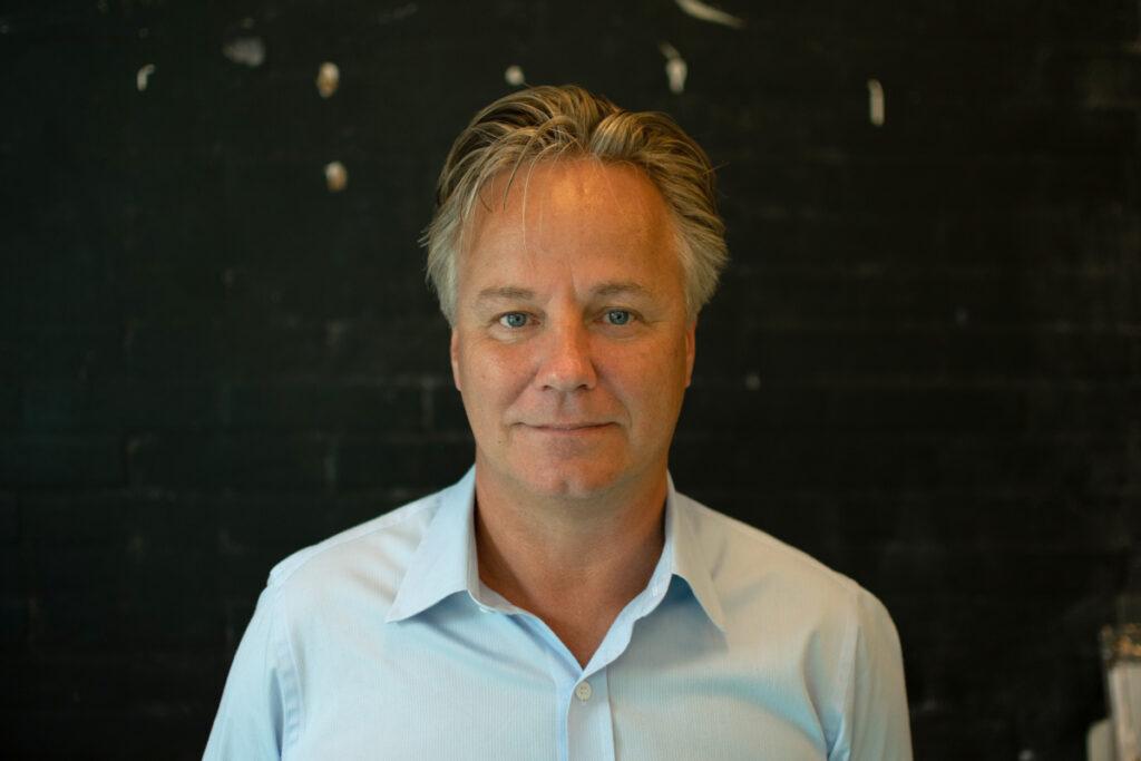 Portræt af Lasse Jønsson